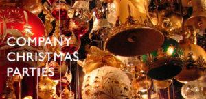 Company Christmas Parties