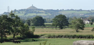 The Crossways Wells Glastonbury Tor