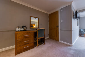 Executive Double Room (or 2 + 2 Family Room)